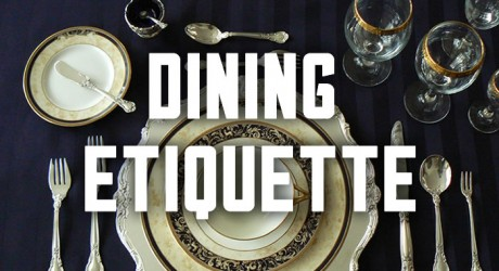 An Introduction to (Western) Dining Etiquette & Manners
