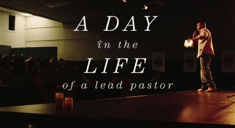 A Day in the Life of a Lead Pastor