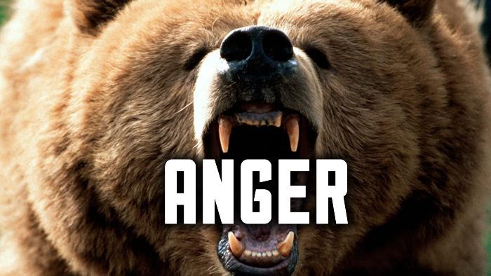 ANGER !!!!!!!!!!!!! – The Ever Present Danger
